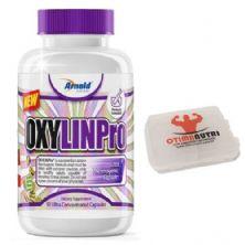 Oxylin Pro - 90 Cápsulas + Porta Cápsulas - Arnold Nutrition