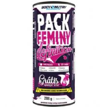 Pack Feminy Definition - 44 Packs - Body Nutry