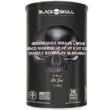 Pack T - 30 Packs - Black Skull
