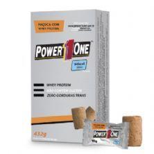 Paçoca Rolha com Whey Protein - 1 Unidade 18g - Power One