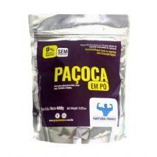Paçoca Zero Açúcar Pó - 480g Natura Peanut