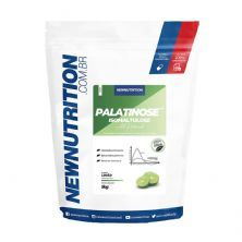 Palatinose Isomaltulose All Natural - 1000g Limão - NewNutrition