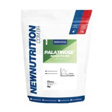 Palatinose Isomaltulose All Natural - 1000g Natural - NewNutrition