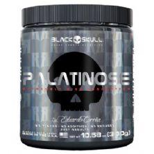 Palatinose - Sem Sabor 300g - Black Skull