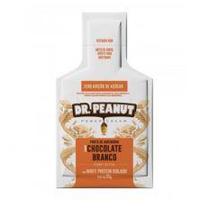 Pasta de Amendoim - 1 Sachê 20g Chocolate Branco com Whey Isolado - Dr. Peanut