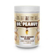 Pasta de Amendoim - 1005g Beijinho com Whey Isolado - Dr. Peanut
