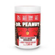 Pasta de Amendoim - 1005g Brigadeiro com Whey Isolado  - Dr. Peanut