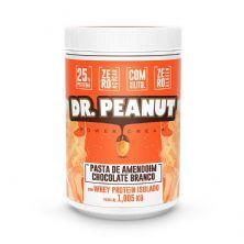 Pasta de Amendoim - 1005g  Chocolate Branco com Whey Isolado - Dr. Peanut