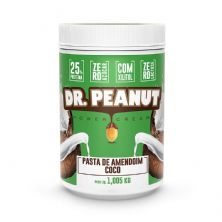 Pasta de Amendoim - 1005g Coco - Dr. Peanut
