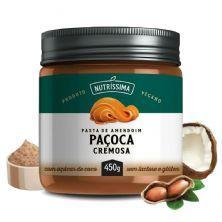 Pasta de Amendoim - 450g Paçoca Cremosa - Nutríssima