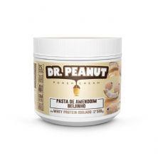 Pasta de Amendoim - 500g Beijinho com Whey Isolado - Dr. Peanut