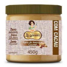 Pasta de Amendoim com Cacau - 450g - La Ganexa
