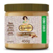 Pasta de Amendoim com Coco - 450g - La Ganexa