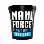 Pasta de Amendoim com Stevia - 1000g - Mani Force
