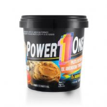 Pasta de Amendoim Integral - 1000g - Power One