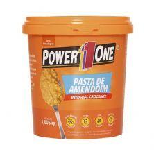 Pasta de Amendoim Integral Crocante - 1000g - Power One