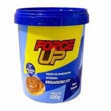 Pasta de Amendoim Integral de Brigadeiro Fit - 500g - Force UP