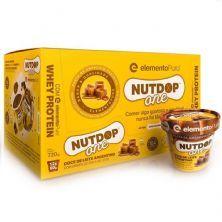 Pasta de Amendoim Nutdop One - 12 Unidades 60g Doce de Leite Argentino - ElementoPuro