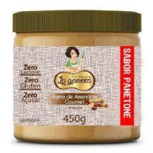 Pasta de Amendoim Panetone - 450g - La Ganexa