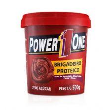 Pasta de Brigadeiro Proteico - 500g - Power One