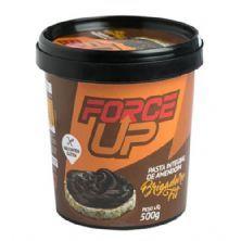Pasta Integral de Amendoim Brigadeiro Fit - 500g - Force Up