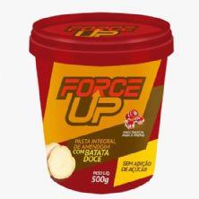 Pasta Integral de Amendoim com Batata Doce - 500g - Force Up