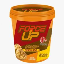 Pasta Integral de Amendoim Granulado - 1000g - Force Up