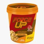 Pasta Integral de Amendoim Granulado - 1000g - Force Up no Atacado