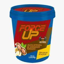 Pasta Integral de Amendoim Tradicional - 1000g - Force Up