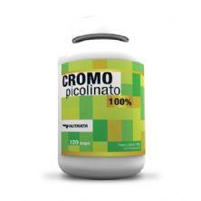 Picolinato de Cromo - 120 Cápsulas - Nutrata