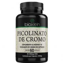 Picolinato de Cromo - 60 Cápsulas - Bioklein