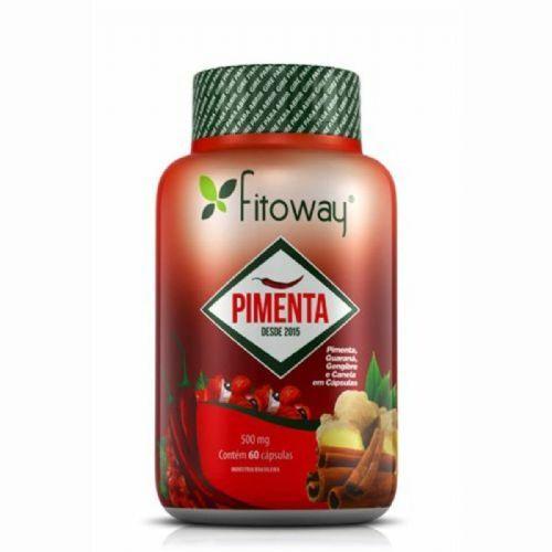 Pimenta - 60 Cápsulas - Fitoway no Atacado