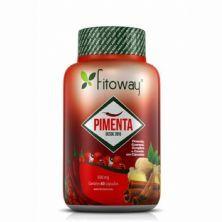 Pimenta - 60 Cápsulas - Fitoway*** Data Venc. 09/02/2021