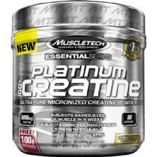 Platinum Creatine - 400g Sem Sabor - Muscletech