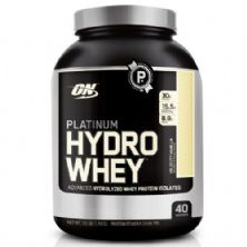 Platinum Hydro Whey - 1500g Baunilha - Optimum Nutrition