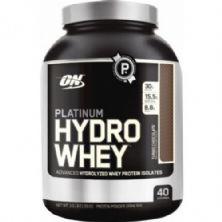 Platinum Hydro Whey - 1500g Chocolate - Optimum Nutrition