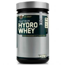 Platinum Hydro Whey - Morango 795g - Optimum Nutrition