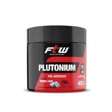 Plutonium Pre - Workout - 150g Bubble Gum - FTW