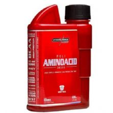 Poli Amino Acid 38000 (ZMA Cr) - Morango 600ml - Integralmédica