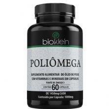 Poliômega - 60 Cápsulas - Bioklein