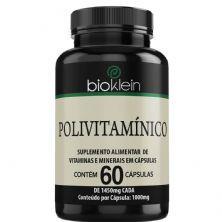 Polivitamínico - 60 Cápsulas - Bioklein