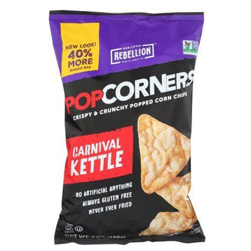 Pop Corners - 28g Carnival Kettle - Rebellion