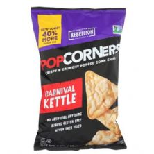 Pop Corners - 28g Carnival Kettle - 1 Up Nutrition