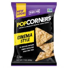 Pop Corners - 28g Cinema Style - Rebellion