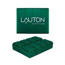 Porta Cápsulas - 8 compartimentos - Lauton Nutrition