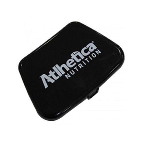 Porta Comprimidos - Com 5 compartimento - Atlhetíca Nutrition