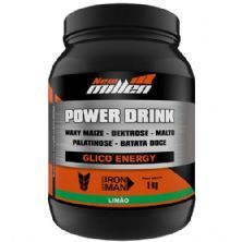 Power Drink - 1000g Limão - New Millen