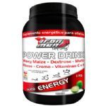 Power Drink - Sabor Frutas Vermelhas - 1000g – New Millen