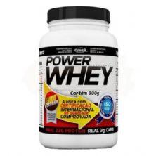 Power Whey - 900g Baunilha - Power Supplements
