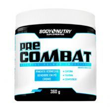 Pre Combat - 360g Maçã Verde - Body Nutry Suplementos